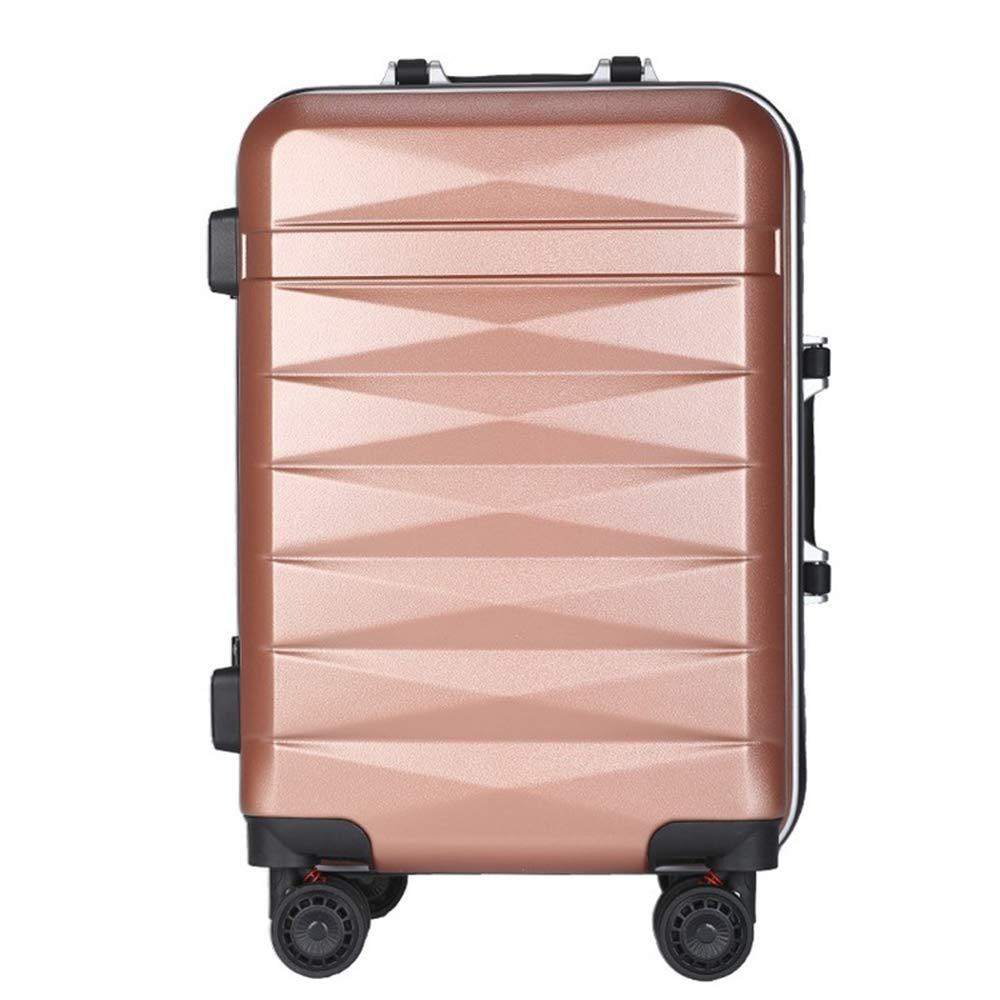 荷物スーツケース、20インチ荷物軽量軽量ハードシェルABS 4ホイールスピナースーツケースを持ち歩く(多色オプション),C B07SPDMVKQ C