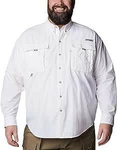 Columbia Bahama II Long Sleeve Shirt Camisetas atléticas, Hombre