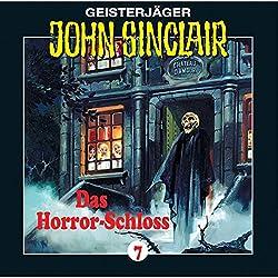 Das Horror-Schloss im Spessart (John Sinclair 7)