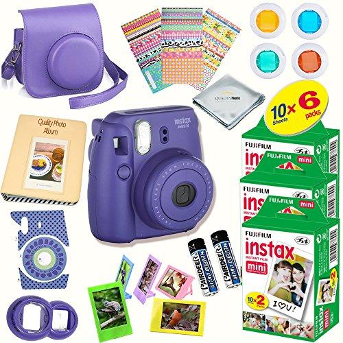 Fujifilm Instax Grape Deluxe bundle