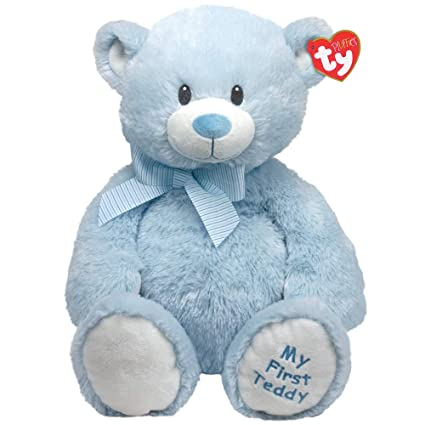 cb40c12d65e Image Unavailable. Image not available for. Color  Ty Classic - Sweet Baby  Blue Bear ...
