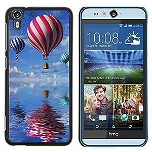 Dragon Case - FOR HTC Desire EYE M910x - make life so spectacular - Caja protectora de pl??stico duro de la cubierta Dise?¡Ào Slim Fit