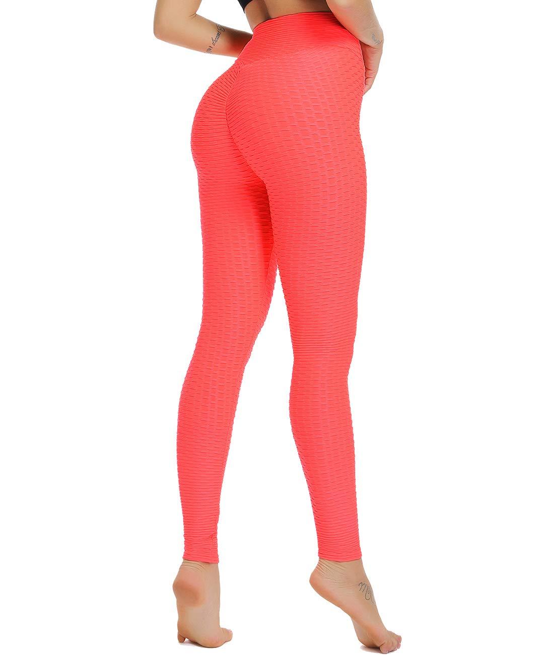 SEASUM Donna Dimagrante Patchwork Mesh Capri Leggings Morbido Running Fitness Yoga Pantaloni