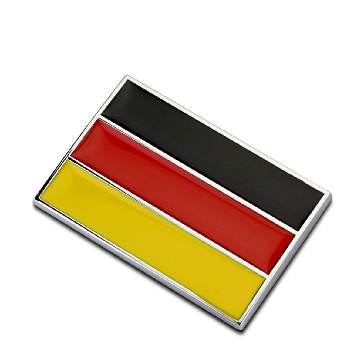 Dsycar 1Pcs 3D Metal Sweden Flag Car Side Fender Rear Trunk Emblem Badge Sticker Decal Car Styling Sweden