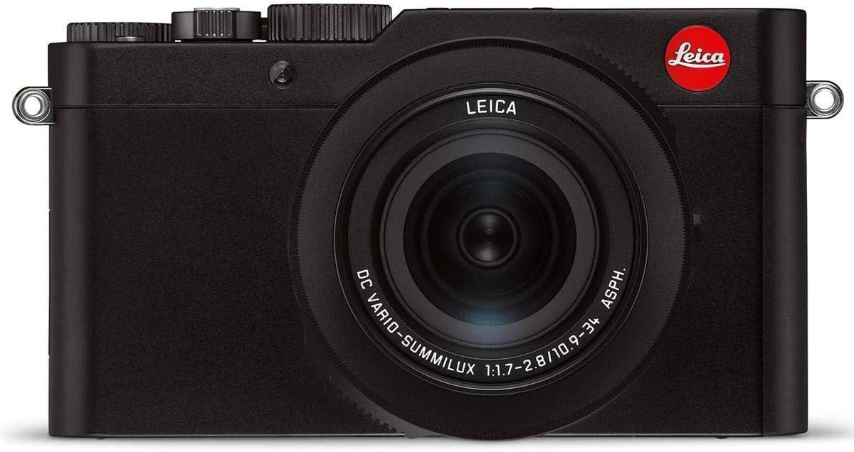 Leica D-Lux 7 Digital Camera (Black) 19141