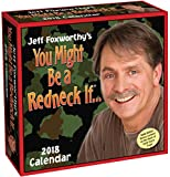 Jeff Foxworthy's You Might Be A Redneck If... 2018 Day-to-Day Calendar