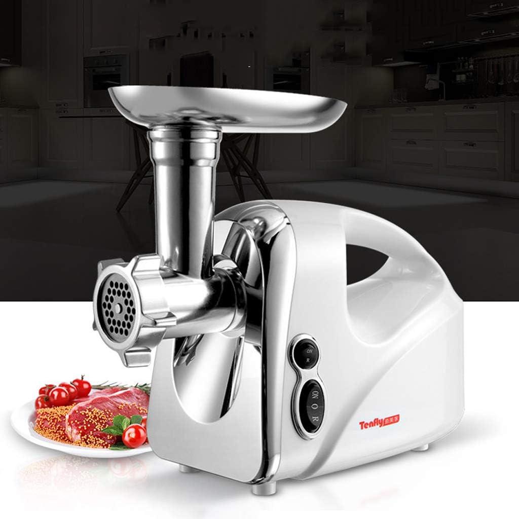 Máquina picadora de carne eléctrica y máquina doméstica de ...