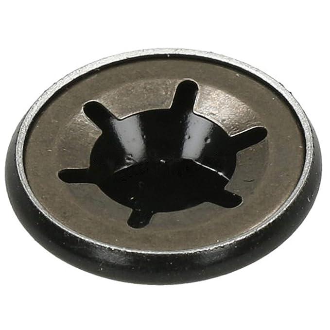 Spares2go - Cubierta para rueda de cortacésped Bosch (3 unidades ...