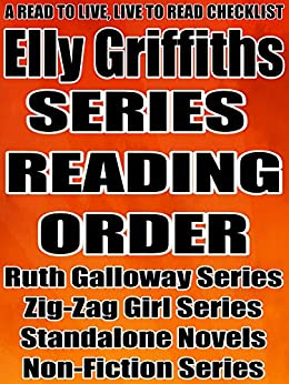 Elly griffiths order of books