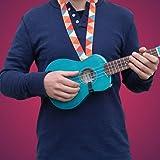 Hola! Music HM-21BU Soprano Ukulele Bundle with