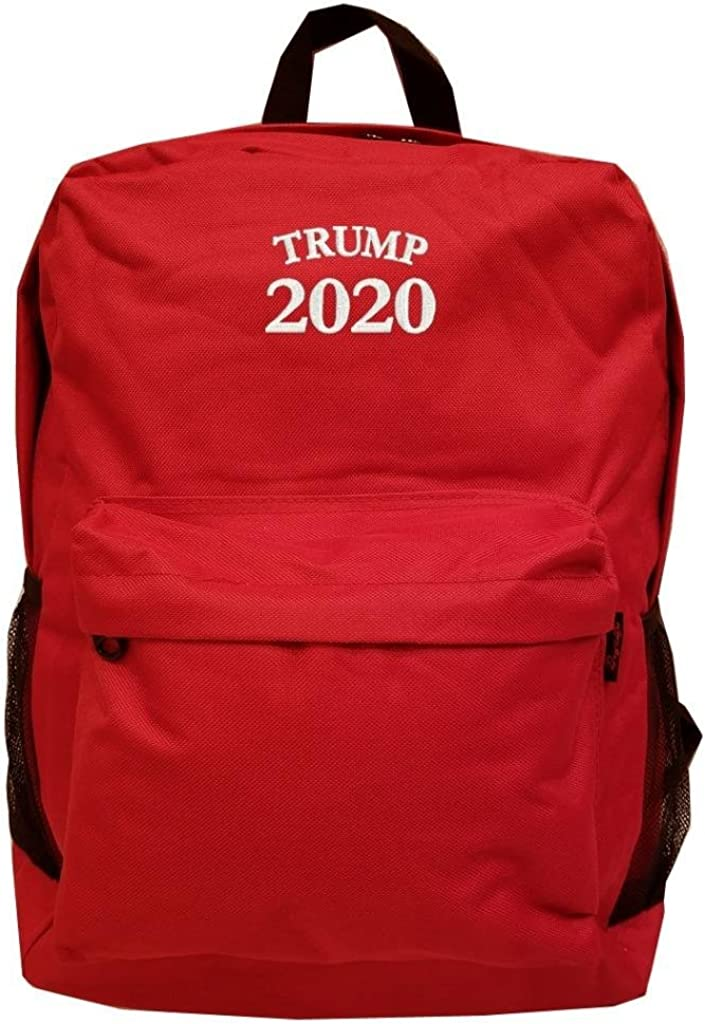 Trump 2020 Make America Great Again Red Backpack