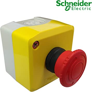 Telemecanique XALK174 Emergency Stop Button