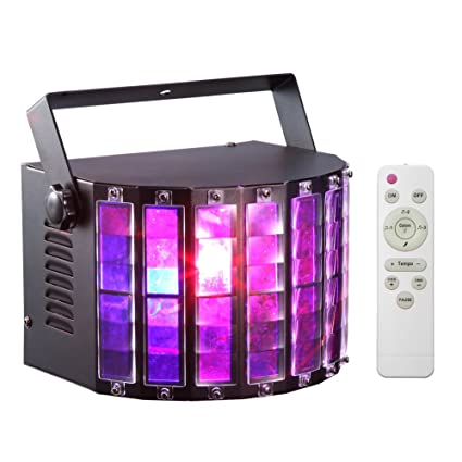 amazon com dommia dj lights led stage lighting dance club party