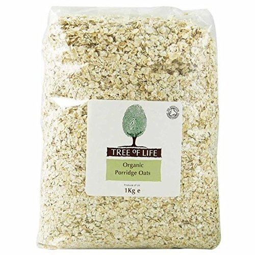 (Tree of Life Organic Porridge Oats 1kg)