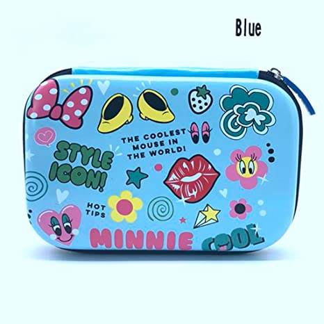 Amazon.com : EALAMEI Pencil case Pencil Case Estojo Escolar ...