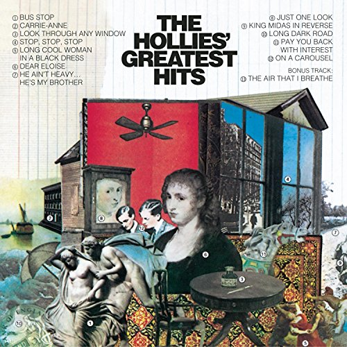 The Hollies - USSM10026182 - Zortam Music