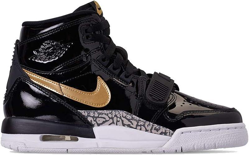 Jordan Legacy 312 GS, Zapatillas de Baloncesto para Niños, (Black ...