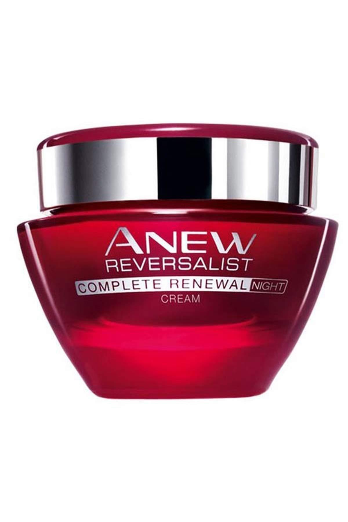 AVON Anew Reversalist Complete Renewal Night Cream 50ml-1.7oz