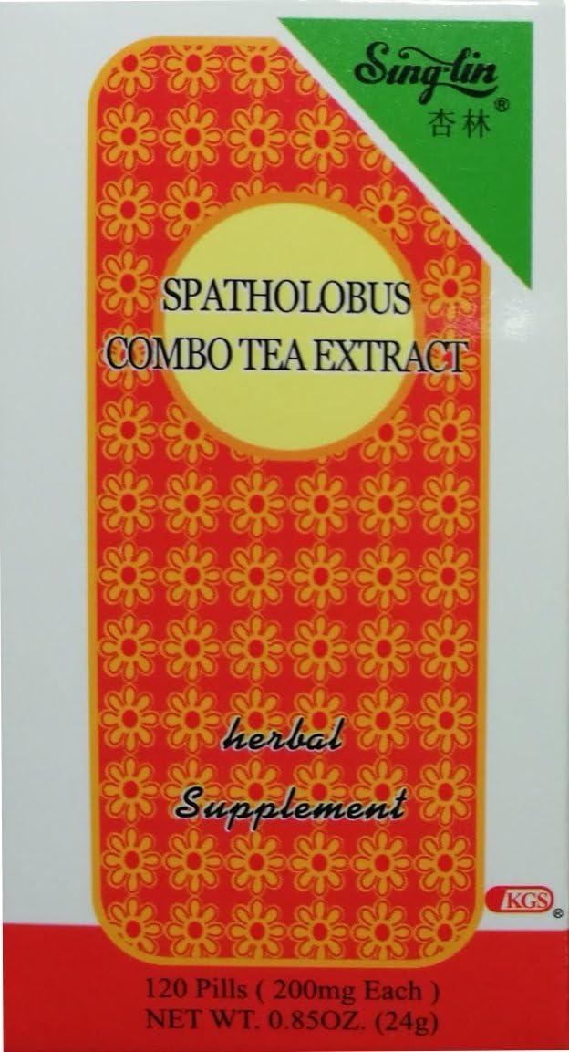 Spatholobus Combo Tea Extract Zuo Gu Shen Jing Tong