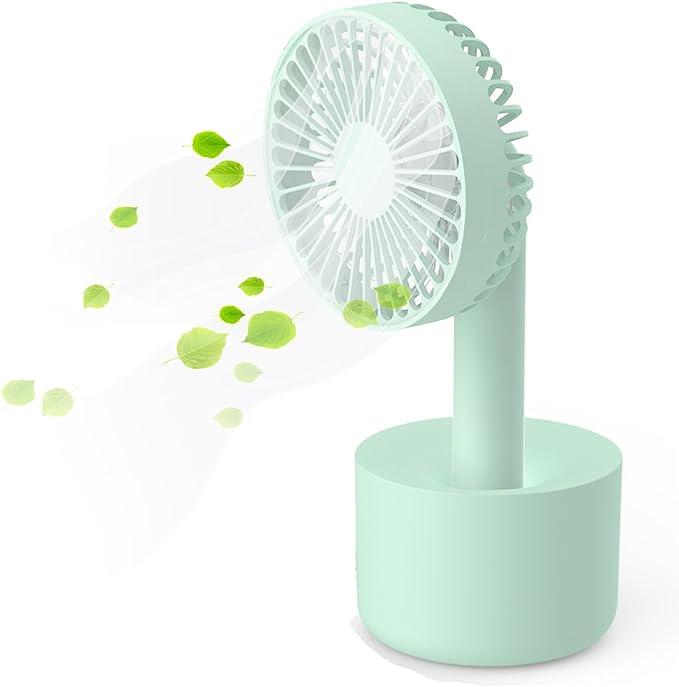 Mini ventilador de mano, modular Silencioso Cyclone pequeño ...