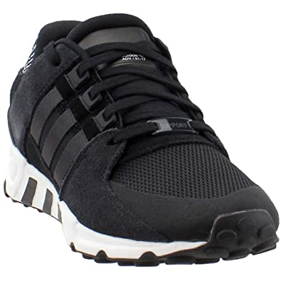 3e6c2d994c85 adidas Originals Men s EQT Support RF Black Carbon White 9.5 ...