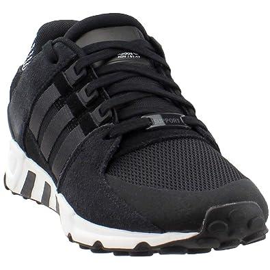 bf6645e27e29 adidas Originals Men s EQT Support RF Black Carbon White 9.5 ...
