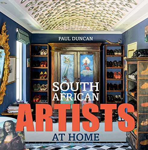 Search : South African Artists at Home