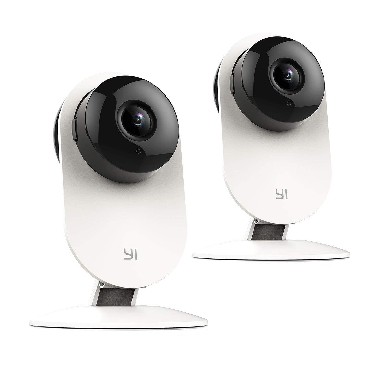 YI IP Camera Telecamera di Sorveglianza 720p da Interno