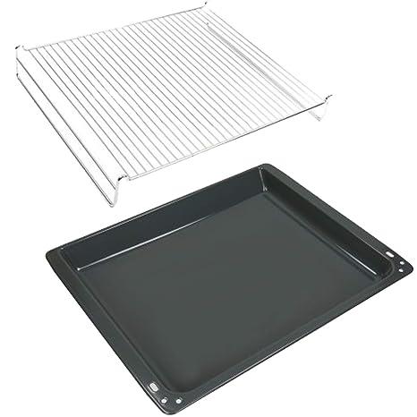 Spares2go - Bandeja y estante para horno Siemens: Amazon.es ...