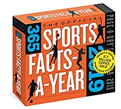 Image of the product Official 365 Sports Facts that is listed on the catalogue brand of .
