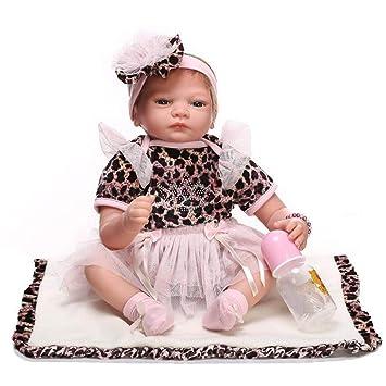 LVYE1 Muñecos bebé,Baby Born Soft Touch Girl Cuerpo de ...