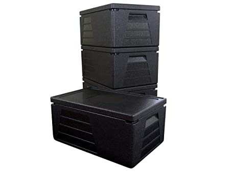 Termo profesional, recipiente térmico, caja aislante, nevera GN 1 ...