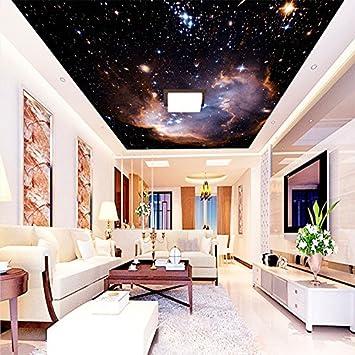 Fond D Ecran Fantasy Univers Galaxie Plafond Plafond Mural Sans