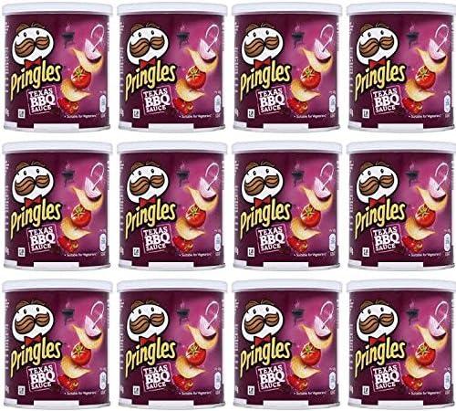 Pringles BBQ 40 gr. - [Pack 12]: Amazon.es: Alimentación y bebidas