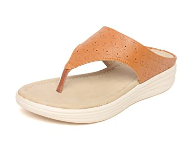 62f6c208d Vendoz Women Casual Flats Sandals  Buy Online at Low Prices in India -  Amazon.in