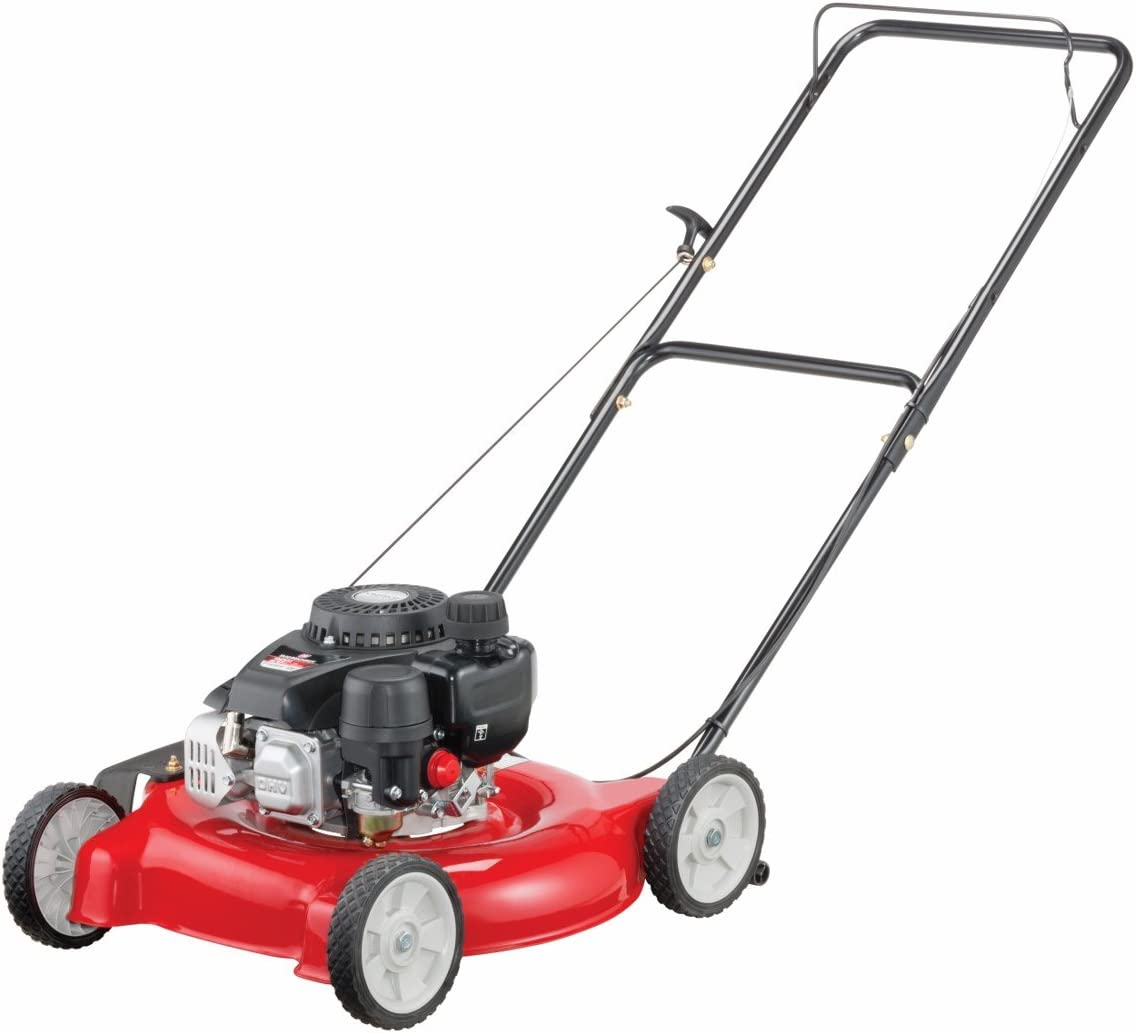 Yard Machines Push Mower Reviews