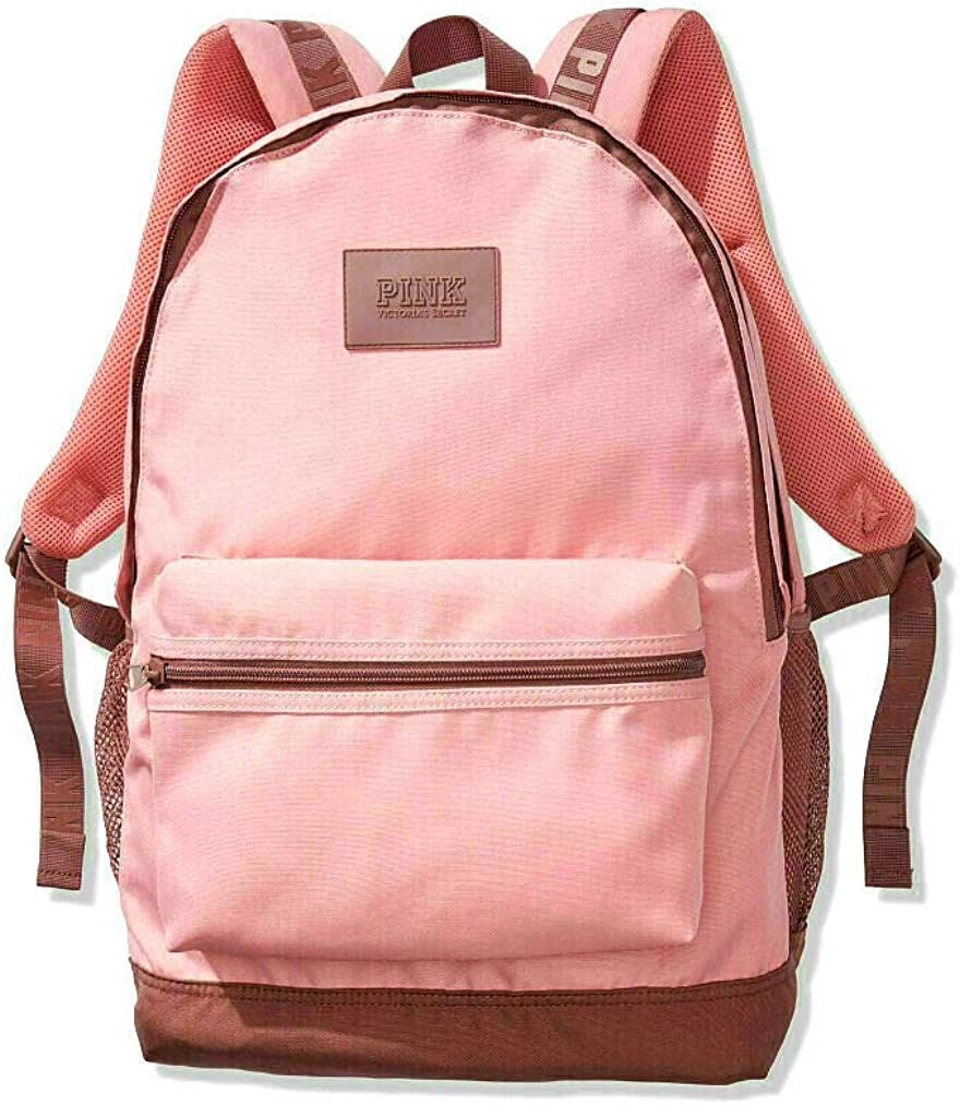 Victorias Secret PINK Campus Backpack 2019 Edition Smokey Rose
