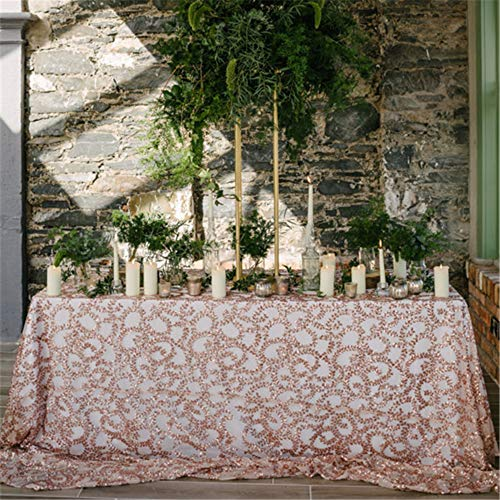SoarDream Sequin Tablecloth 90