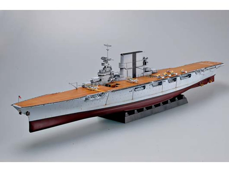 Amazon.com: Trumpeter 1/350 05607 USS Saratoga CV-3: Toys ...