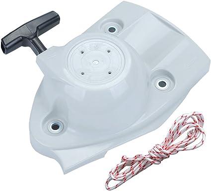 Recoil Starter For Stihl TS410 TS420 TS480i Concrete Cut Off Saw Bigger Handle