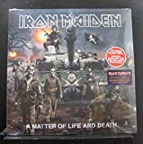 Iron Maiden - A Matter Of Life And Death - Lp Vinyl Record