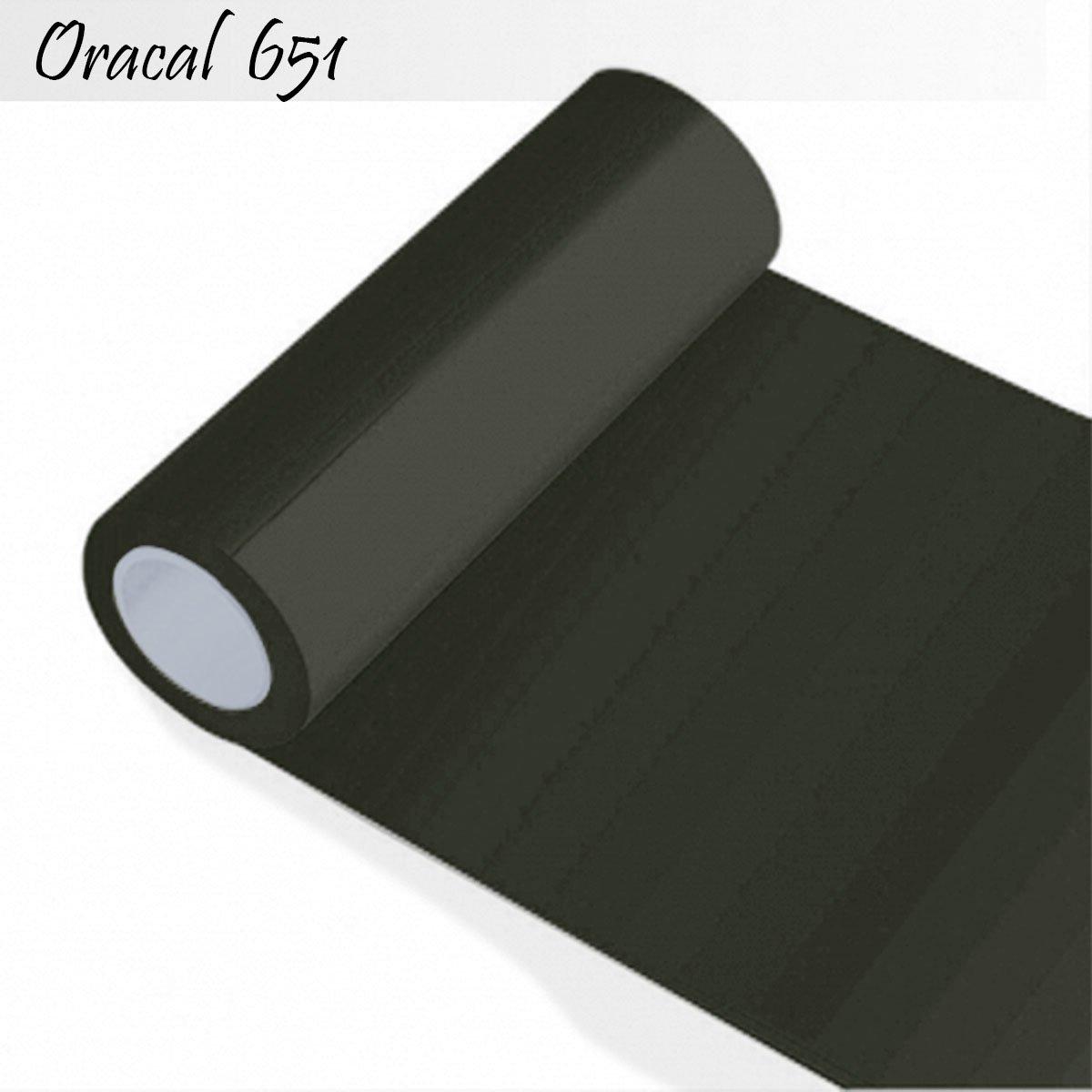 Oracal Oracal Oracal 651 - Orafol Folie 10m (Laufmeter) freie Farbwahl 55 glänzende Farben - glanz in 4 Größen, 63 cm Folienhöhe - Farbe 70 - schwarz B00TRTGH0W Wandtattoos & Wandbilder 86ae48