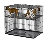 Midwest Homes Puppy Playpen Crate - 224-05 Grid