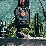 Fjallraven Men's Kanken Backpack, Orchid, One Size