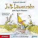 Jeder Tag ein Abenteuer (Juli Löwenzahn 1 & 2) Hörbuch von Andreas H. Schmachtl Gesprochen von: Katrin Gerken
