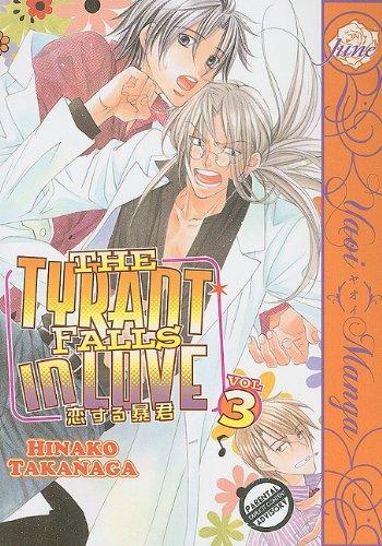 The Tyrant Falls In Love Volume 3 (Yaoi) (Yaoi Manga)