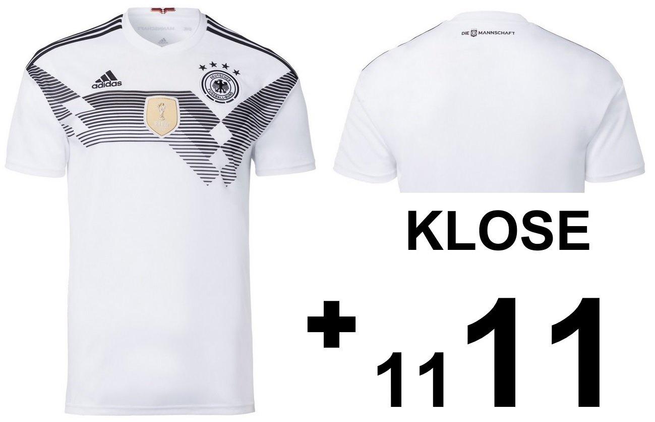Trikot Kinder DFB 2018 Home WC - Klose 11