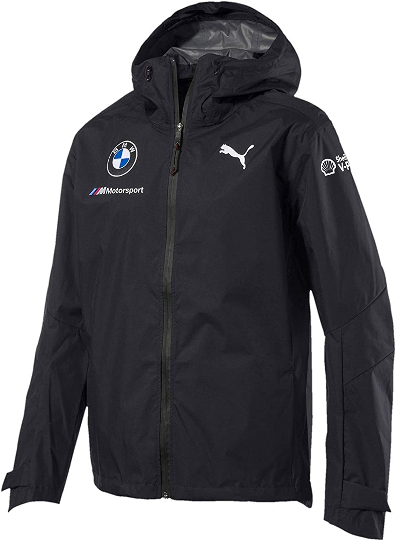 BMW Motorsport Chaqueta Racing Team - Negro - XL: Amazon.es: Ropa ...