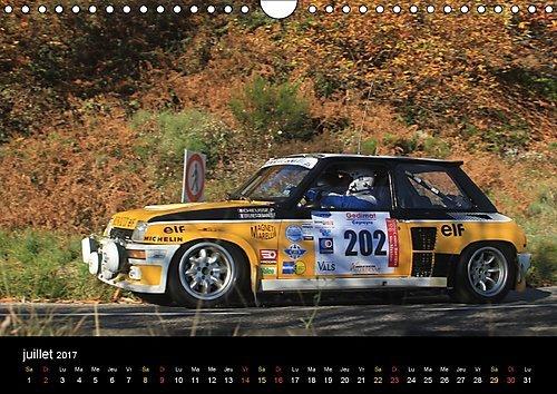 Rallye Vieilles Voitures 2017: Rallye Voitures Des Annees 80 (Calvendo Sportif) (French Edition): 9781325213764: Amazon.com: Books