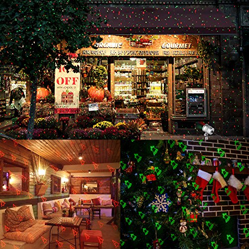 Reject Shop Laser Christmas Lights: Christmas Laser Lights,Outdoor Projector Lights By